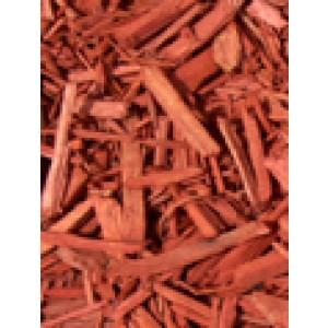 Dekorativni malč 35l, crvena